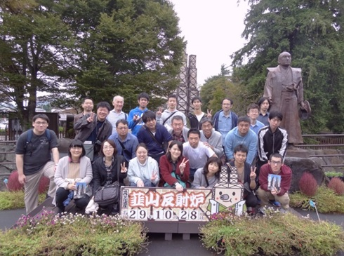 【2017年度】 社員旅行 ~静岡・修善寺~