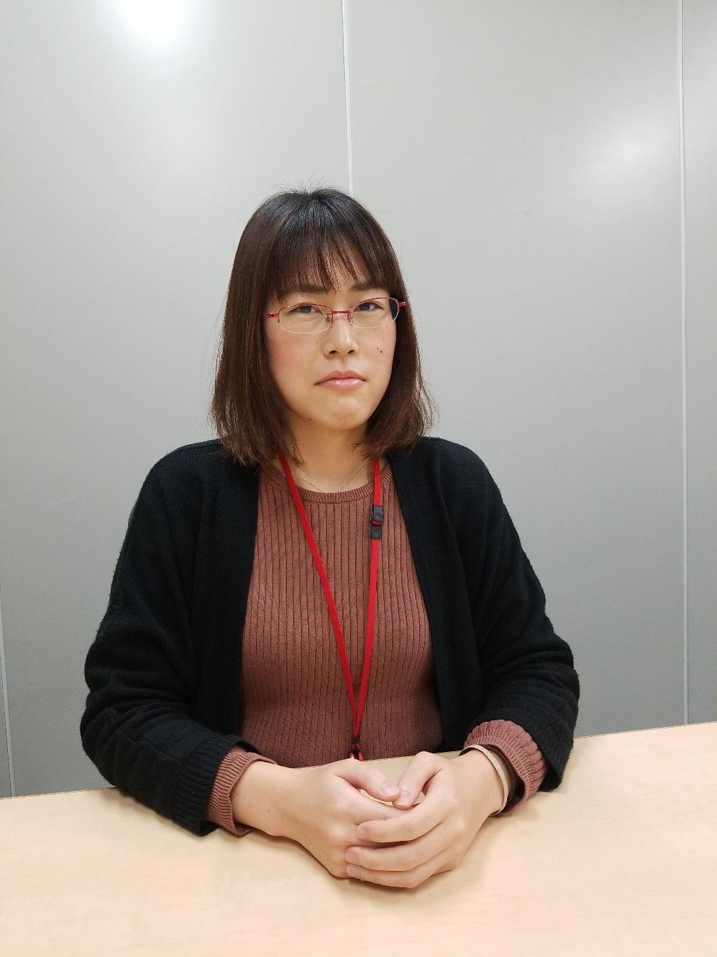 一般社員 Y.Iさん(2011年新卒採用入社 環境情報学部)
