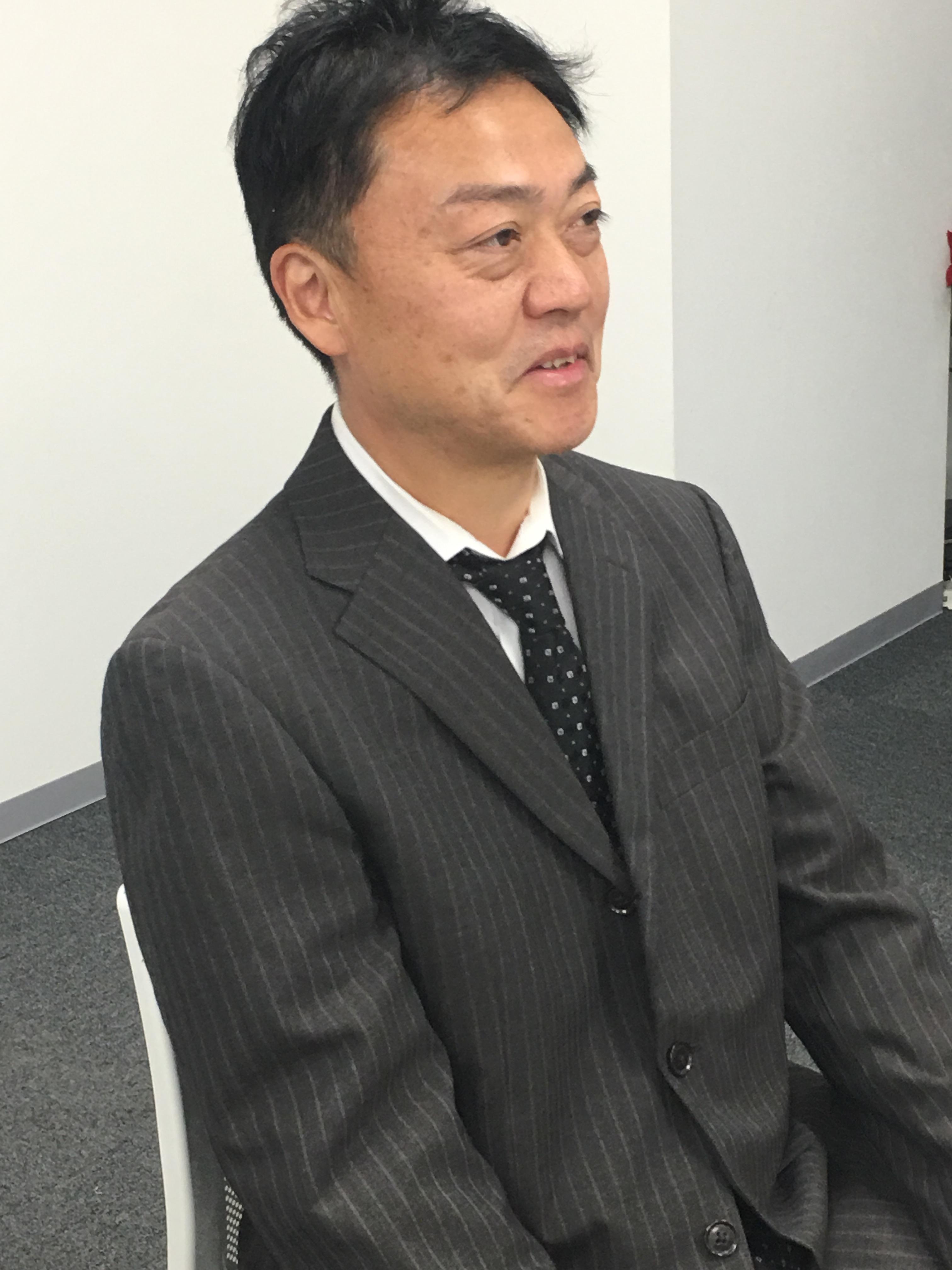 課長 H.Tさん(2012年キャリア採用入社)