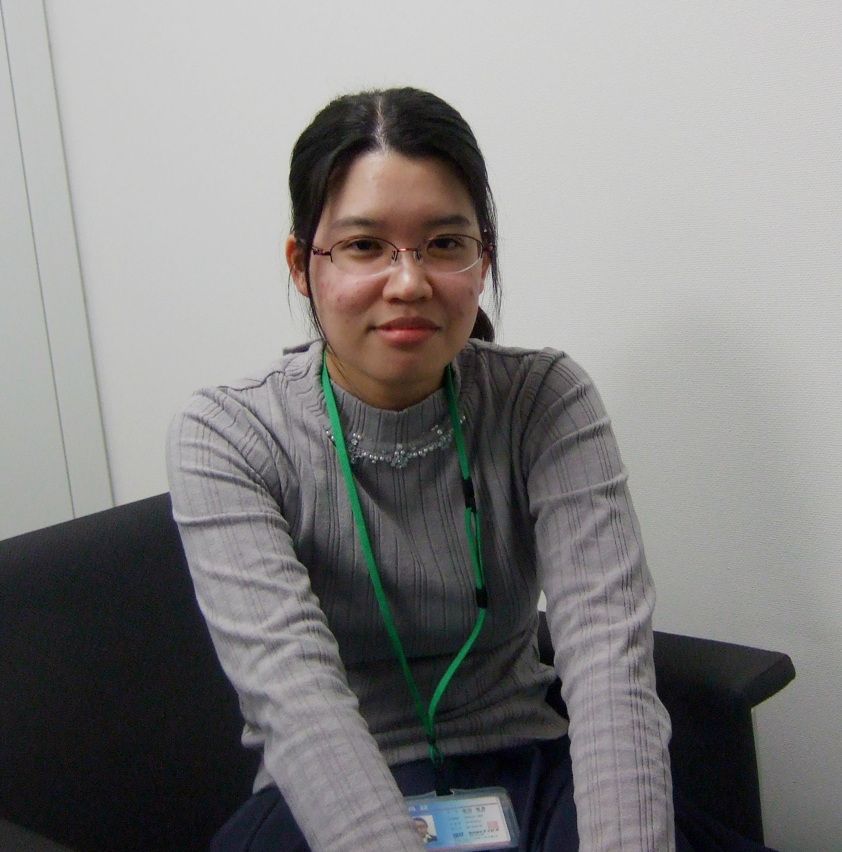 K.Mさん (2016年度入社 文学部)